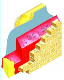Interfacing Cavity Barrier Stops