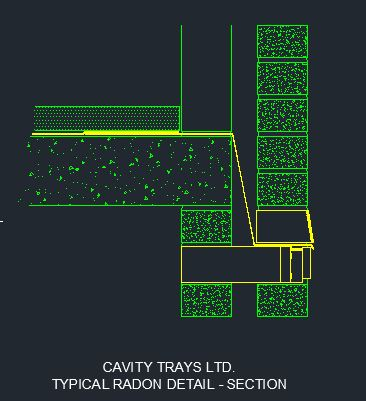 Radon (Cavity) Barriers CAD 4