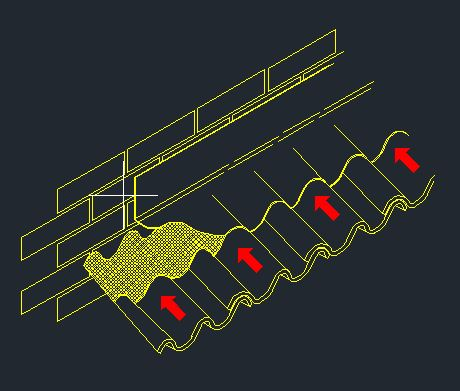 Type VF Ventilation Flashing CAD 4