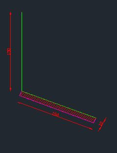 Type VF Ventilation Flashing CAD 5