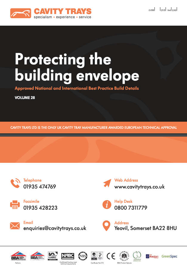 Protecting the Building Envelope | Volume 28