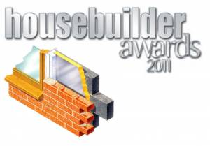 Cavity Trays wins at the Housebuilder 2011 Awards