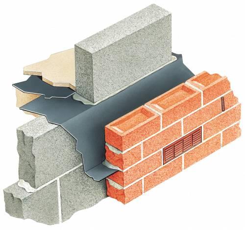 Radon Cavity Barriers Cavity Trays Limited