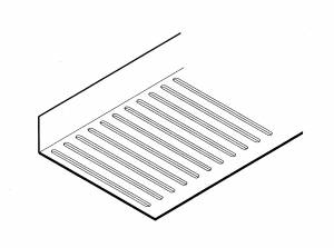 Type SV-GP Soffit Ventilator - General Purpose