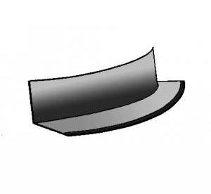 Type C Curved Cavitrays